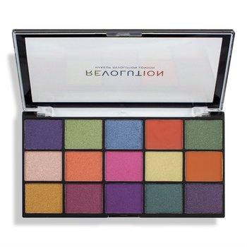 Makeup Revolution, Re-Loaded, paleta cieni do powiek Passion for Colour, 16,5 g-Makeup Revolution