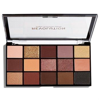 Makeup Revolution, Re-Loaded, paleta cieni do powiek Velvet Rose-Makeup Revolution