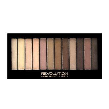 Makeup Revolution, Redemption Palette, paleta cieni do powiek Essential Mattes 2, 14 g-Makeup Revolution