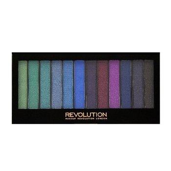 Makeup Revolution, Redemption Palette, paleta cieni do powiek Mermaids vs Unicorns, 14 g-Makeup Revolution
