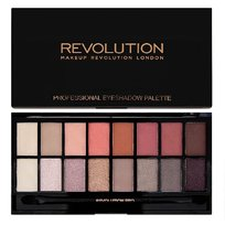 Makeup Revolution, Salvation Palette, paleta cieni do powiek New-Trals vs Neutrals, 16 g