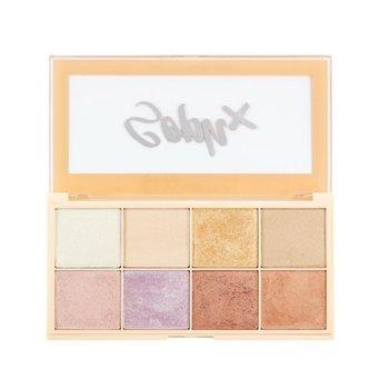 Makeup Revolution, SophX, paleta rozświetlaczy, 8x2,5 g-Makeup Revolution