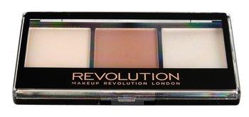 Makeup Revolution, Ultra Contour Kit, paletka do konturowania twarzy 02, 10,8 g-Makeup Revolution