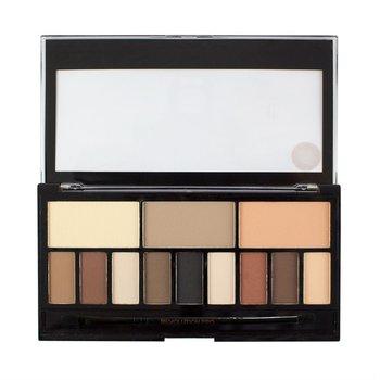 Makeup Revolution, Ultra Eye Contour Palette Light & Shade, zestaw cieni do powiek-Makeup Revolution