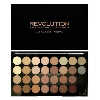 Makeup Revolution, Ultra Palette, paleta cieni do powiek Beyond Flawless, 16 g - Makeup Revolution