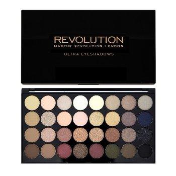 Makeup Revolution, Ultra Palette, paleta cieni do powiek Flawless, 16 g-Makeup Revolution