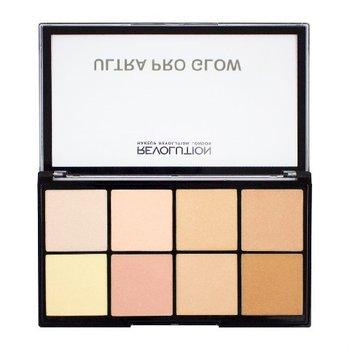 Makeup Revolution, Ultra Pro Grow, paleta rozświetlaczy, 20 g-Makeup Revolution