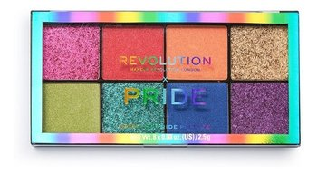 Makeup Revolution, X Pride, paleta cieni do powiek Spirit Of Pride - Makeup Revolution