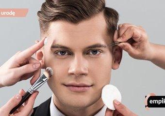 Makijaż po męsku