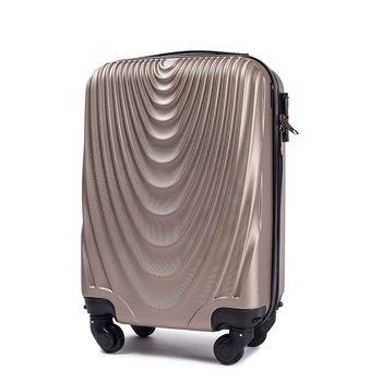 Mała kabinowa walizka KEMER WINGS 304 S Złota-KEMER