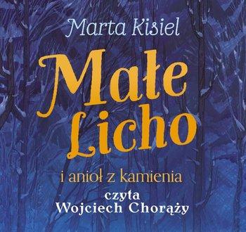 Małe Licho i anioł z kamienia-Kisiel Marta