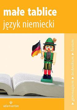 Małe tablice. Język niemiecki-Czauderna Maciej, Gross Robert