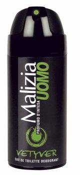 Malizia, Uomo Vetyver, dezodorant w spray'u, 150 ml-Malizia