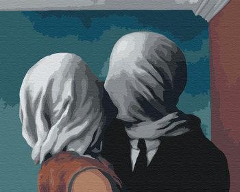 Malowanie po numerach, 40x50cm Pocałunek Renee / Twoje Hobby-Twoje-Hobby
