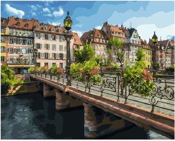 Malowanie po numerach, 40x50cm, Strasburg-Twoje-Hobby