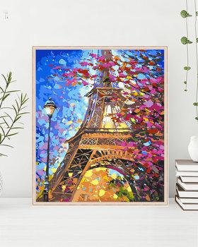 Malowanie po numerach, Paryski krajobraz-Twoje-Hobby
