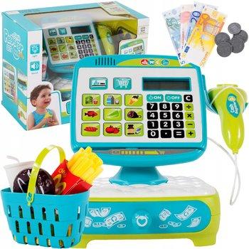 MalPlay, kasa fiskalna sklepowa z panelem dotykowym +koszyk-MalPlay