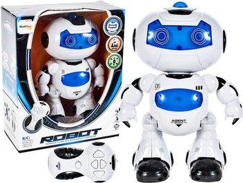 MalPlay, Robot zdalnie sterowany WILO RC, 18x8x23 cm-MalPlay