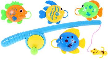 MalPlay, zabawka do kąpieli Łowienie ryb, zestaw-MalPlay