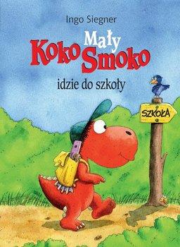 Mały Koko Smoko idzie do szkoły                      (ebook)