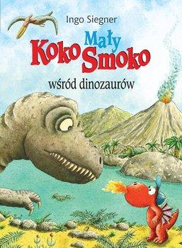 Mały Koko Smoko wśród dinozaurów                      (ebook)