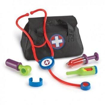 Mały lekarz, torba z narzędziami, zestaw-Learning Resources