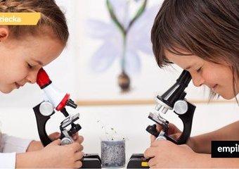 Mały naukowiec zaczyna zabawę – zabawki naukowe od 3 lat