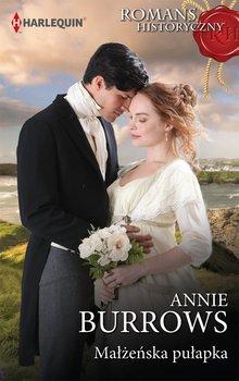 Małżeńska pułapka-Burrows Annie