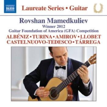 Mamedkuliev: Guitar Recital-Mamedkuliev Rovshan