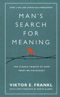 Man's Search For Meaning-Frankl Viktor