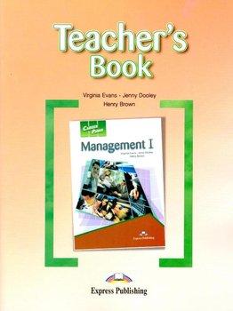 Management I. Career Paths. Teacher's Book-Evans Virginia, Dooley Jenny, Brown Henry