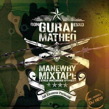 Manewry Mixtape-Donguralesko, Matheo