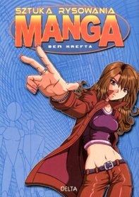 Manga. Sztuka rysowania-Opracowanie zbiorowe