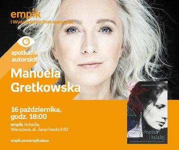 Manuela Gretkowska   Empik Arkadia