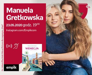 Manuela Gretkowska – Przedpremiera