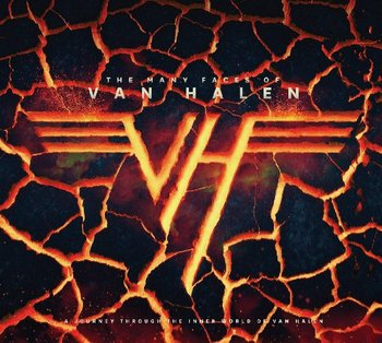 Many Faces Of Van Halen -Van Halen, Clapton Eric, Page Jimmy, Roth David Lee, Beck Jeff