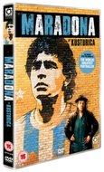 Maradona By Kusturica (brak polskiej wersji językowej)-Kusturica Emir