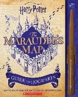 Marauder's Map Guide to Hogwarts (Harry Potter)-Pascal Erinn