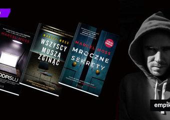 Marcel Moss i brutalnie prawdziwy świat jego książek