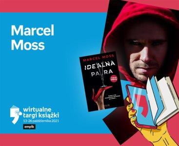 Marcel Moss – PREMIERA | Wirtualne Targi Książki