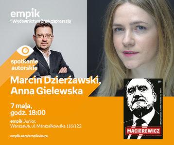 Marcin Dzierżawski, Anna Gielewska | Empik Junior