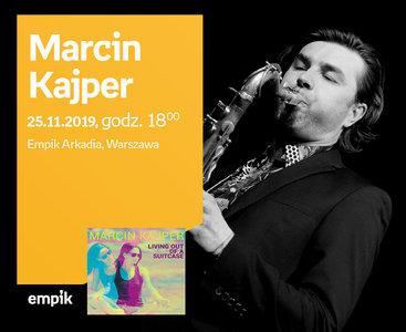 Marcin Kajper | Empik Arkadia