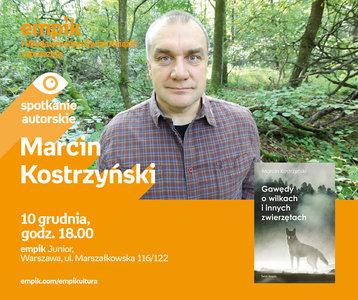 Marcin Kostrzyński | Empik Junior