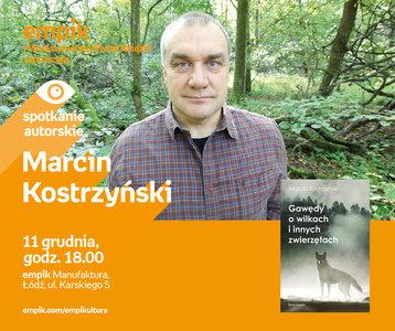 Marcin Kostrzyński | Empik Manufaktura