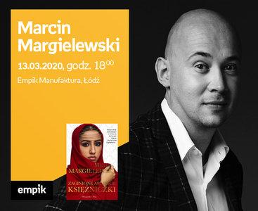 Odwołane: Marcin Margielewski | Empik Manufaktura