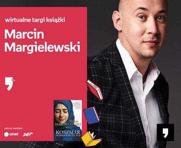 Marcin Margielewski – PRZEDPREMIERA | Wirtualne Targi Książki
