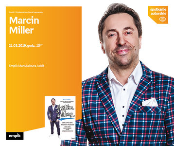 Marcin Miller | Empik Manufaktura