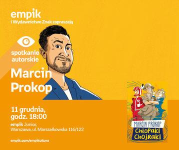 Marcin Prokop | Empik Junior
