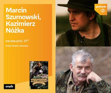 Marcin Szumowski, Kazimierz Nóżka | Empik Arkadia