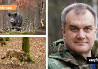 """""""Marcin z lasu"""", czyli polski ambasador przyrody – wywiad z Marcinem Kostrzyńskim"""
